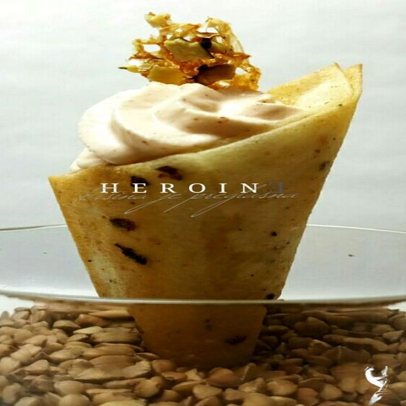 mirka grujić jelovnik heroine predjelo pita u šne