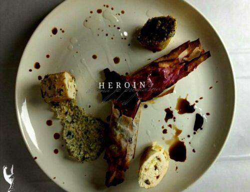 Jelovnik Heroine – Ćureće rolnice